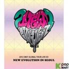 2NE1 2012 Global Tour Live CD: NEW EVOLUTION in SEOUL