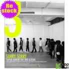 Super Junior Vol. 3 - Sorry, Sorry (Version A)