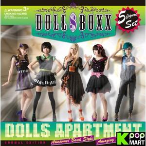 DOLL$BOXX – Dolls Apartment (Korea Version)