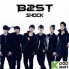 BEAST - SHOCK (CD+DVD) (Limited Japan Showcase B Version) (Korea Version) DVD Region All