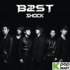 BEAST - SHOCK (CD+DVD) (Limited Japan Video A Version) (Korea Version) DVD Region 3