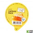 THE FACE SHOP Mini Capsule Pack Honey ( 4 Sheet )