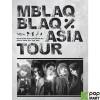 MBLAQ - THE BLAQ% TOUR MBLAQ ASIA TOUR CONCERT PHOTO BOOK [PHOTO BOOK+1DISC]