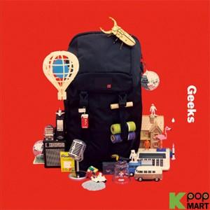 Geeks Album Vol. 1 - Backpack