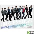 Super Junior - The 4th World Tour: Super Show 4 Concert Album (3CD)